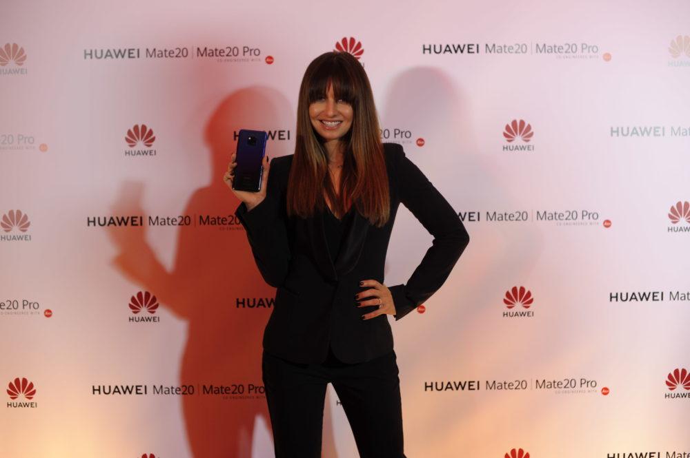 Anna Lewandowska dołączyła do #TeamHuawei