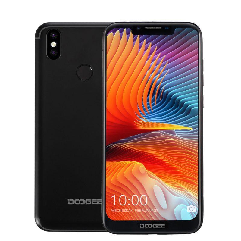 Premiera Doogee BL5500 Lite – smartfona z wydajną baterią i notchem 4