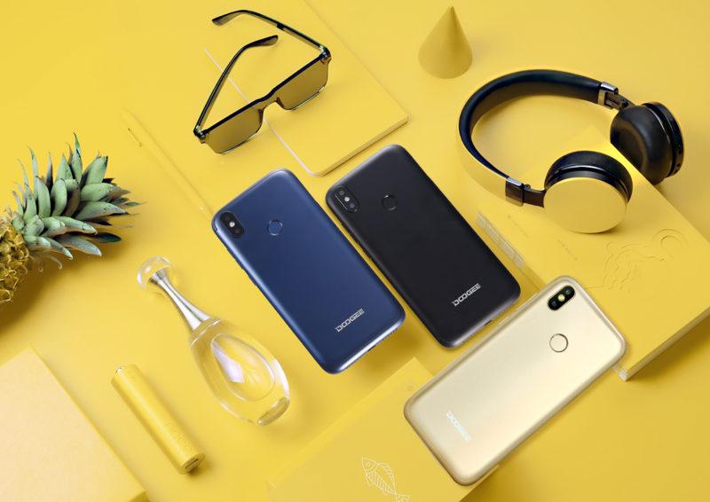 Premiera Doogee BL5500 Lite – smartfona z wydajną baterią i notchem 1
