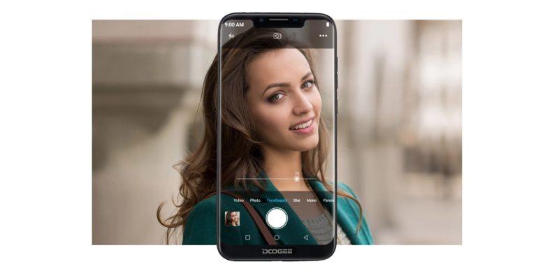 Premiera Doogee BL5500 Lite – smartfona z wydajną baterią i notchem 2