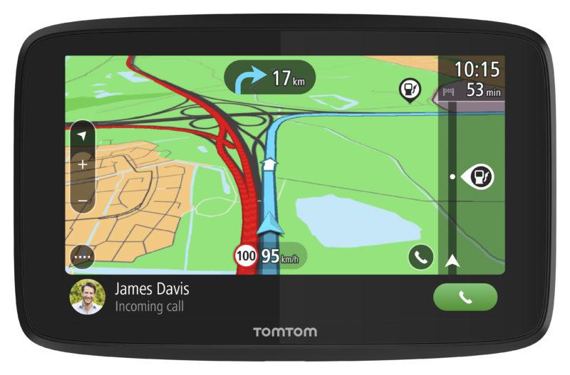 TomTom Go Essential: wielofunkcyjna nawigacja zintegrowana ze smartfonem 1