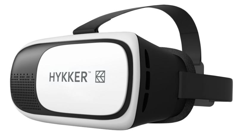 Smartwatch Chrono 4 oraz gogle VR Glasses 3D marki Hykker w Biedronce 1