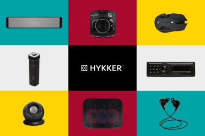 Smartwatch Chrono 4 oraz gogle VR Glasses 3D marki Hykker w Biedronce