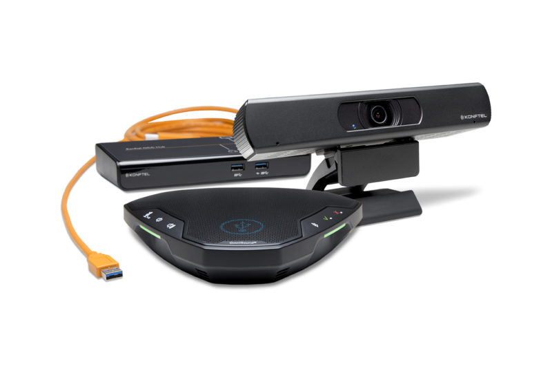 Konftel dołącza do grona producentów urządzeń wideokonferencyjnych 1