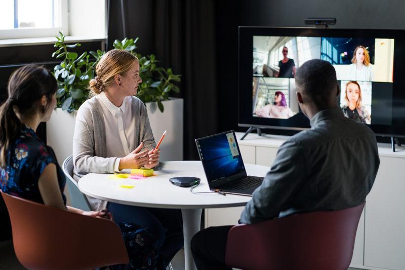 Konftel dołącza do grona producentów urządzeń wideokonferencyjnych 2