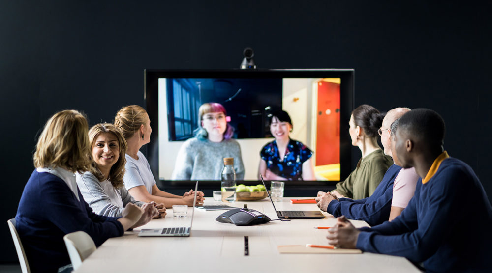 Konftel dołącza do grona producentów urządzeń wideokonferencyjnych
