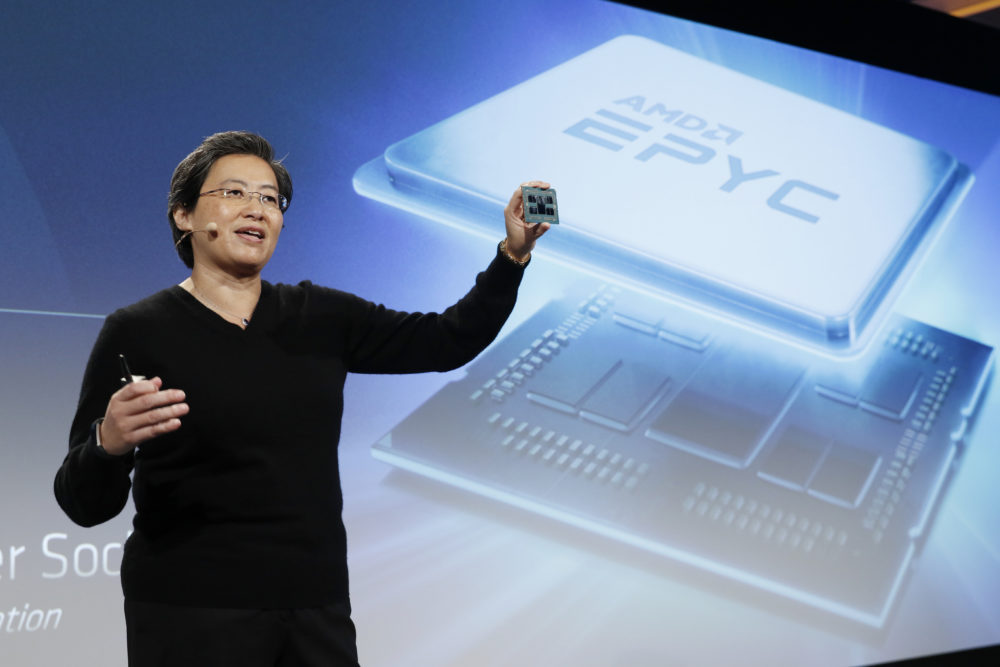 Lisa Su Nowa perspektywa komputeryzacji – przełomowe technologie zaprezentowane na konferencji AMD Next Horizon