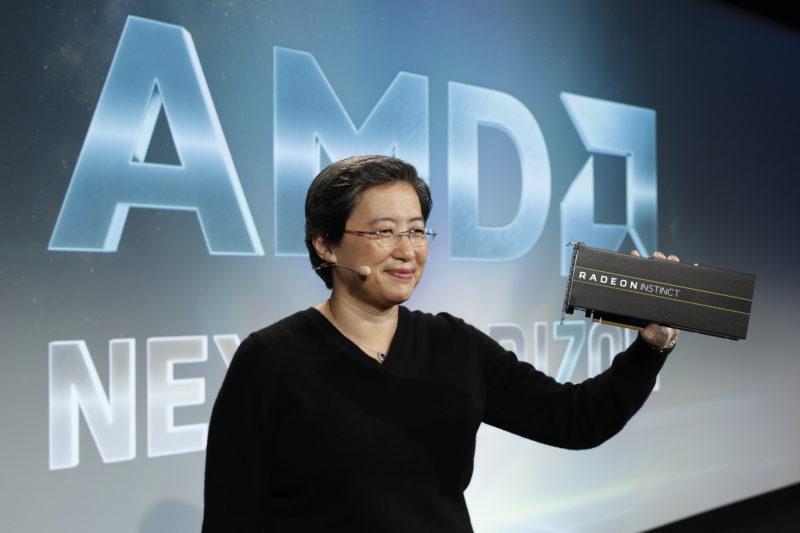 Lisa Su Nowa perspektywa komputeryzacji – przełomowe technologie zaprezentowane na konferencji AMD Next Horizon 1
