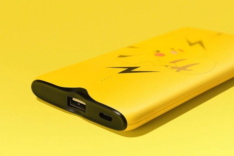 Pokemon Pikachu OPPO wydała najszybszy powerbank z Pikachu 1