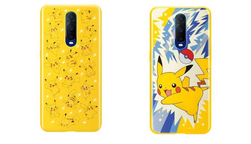 OPPO R17 Pro Pikachu
