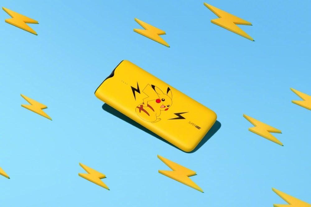 Pokemon Pikachu OPPO wydała najszybszy powerbank z Pikachu