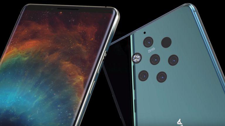 Zdjęcia etui potwierdzają obecność aparatu z pięcioma obiektywami w smartfonie Nokia 9 10