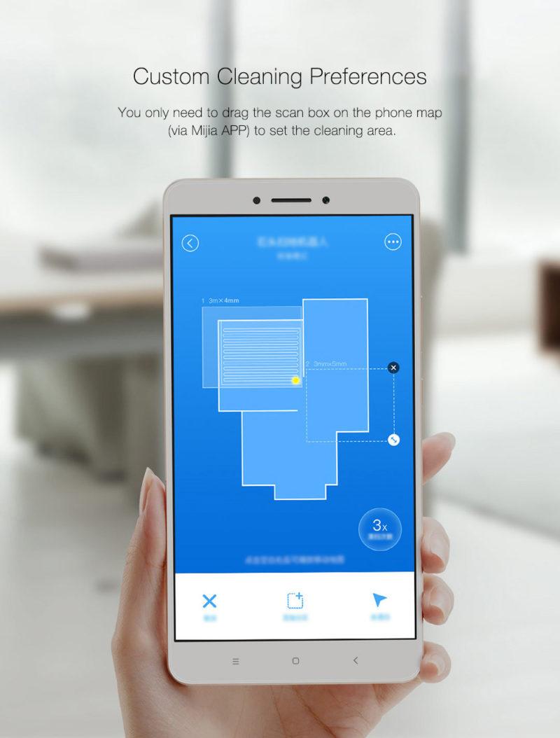 Aplikacja Mijia