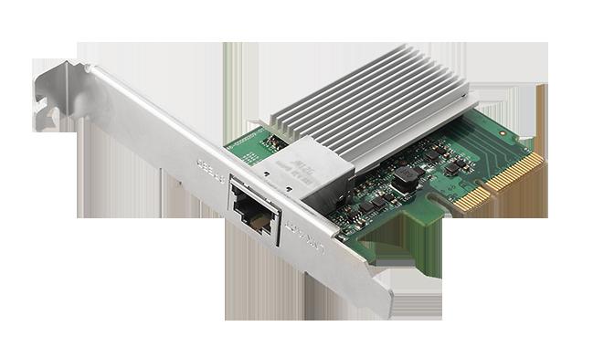 Asustor wprowadza 10-cio gigabitową kartę sieciową 2
