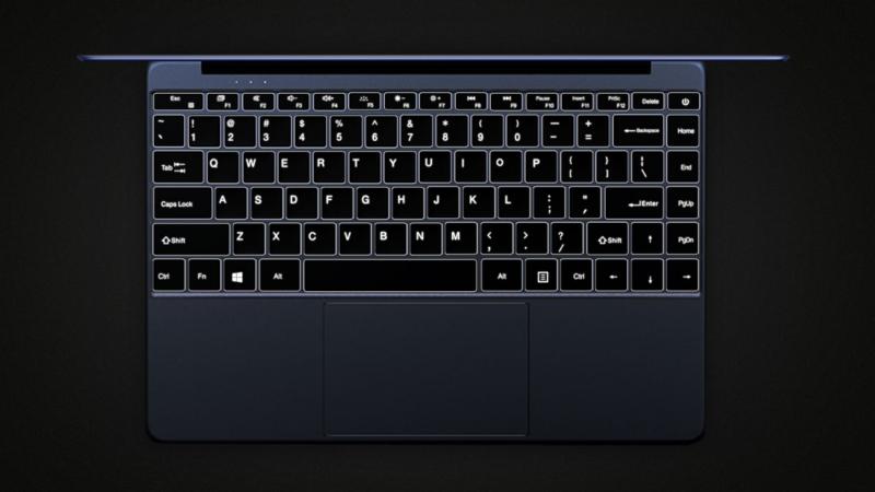 Laptop Chuwi LapBook Pro dostanie bezramkowy ekran 1