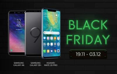 Black Friday w Plusie i Samsung Galaxy S9+ taniej nawet o 1140 zł 1