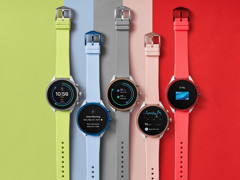 Fossil Sport — inteligentny zegarek na nowej platformie Qualcomm