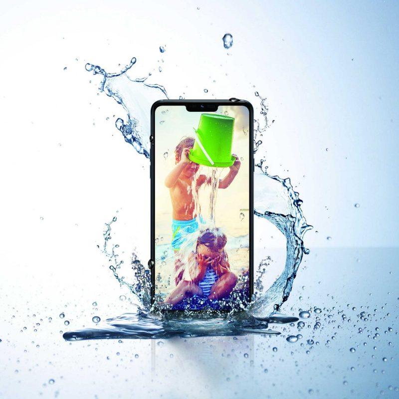 LG prezentuje nowy smartfon LG G7 fit 1