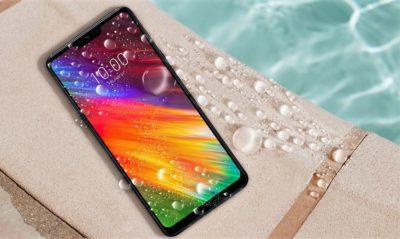 LG prezentuje nowy smartfon LG G7 fit