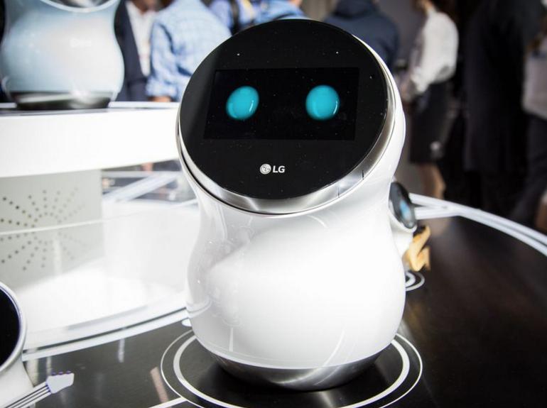 LG stworzy nowe działy w robotyce i pojazdach autonomicznych