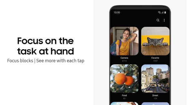 Samsung wprowadza nowy, intuicyjny interfejs o nazwieOne UI