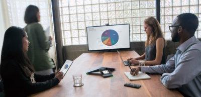 Gwałtowny rozwój i rosnąca dostępność technologii wideokonferencyjnych generuje zapotrzebowanie na spójniejsze i łatwiejsze w obsłudze rozwiązania 1