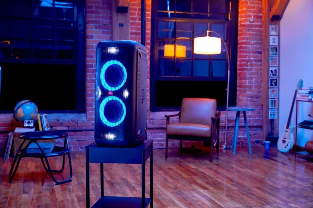 JBL Partybox - nowe głośniki