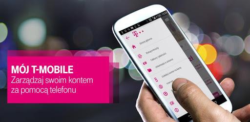 """Nowa aplikacja mobilna """"Mój T‑Mobile"""" oficjalnie dostępna dla wszystkich klientów"""
