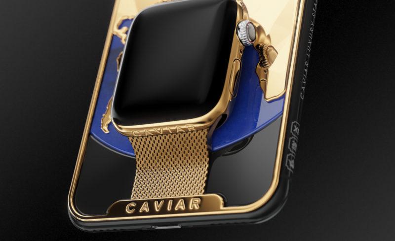 Rosyjska firma połączyła iPhone XS i Apple Watch 2