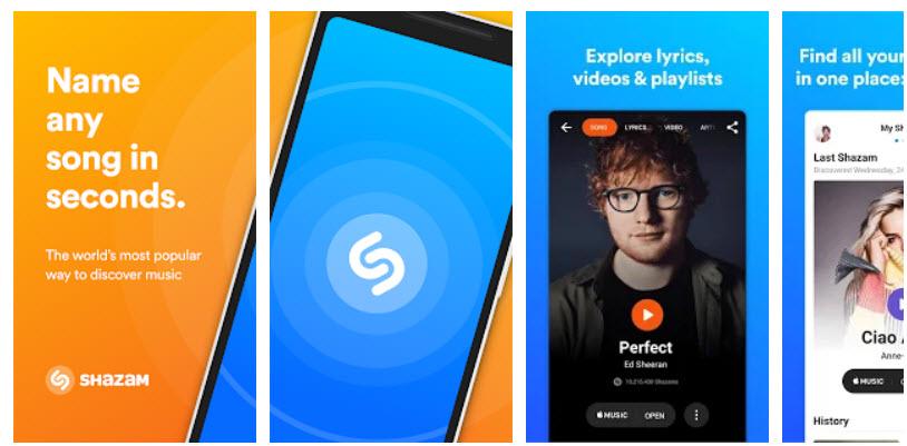 Apple usuwa reklamę z aplikacji Shazam