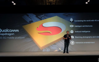 Nowy procesor Qualcomm Snapdragon 855.