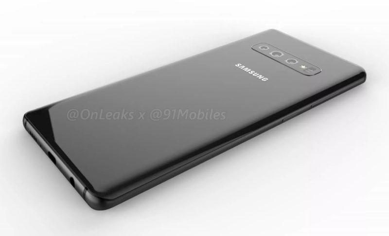 Wygląd Samsung Galaxy S10+ nie zadowoli wszystkich 4