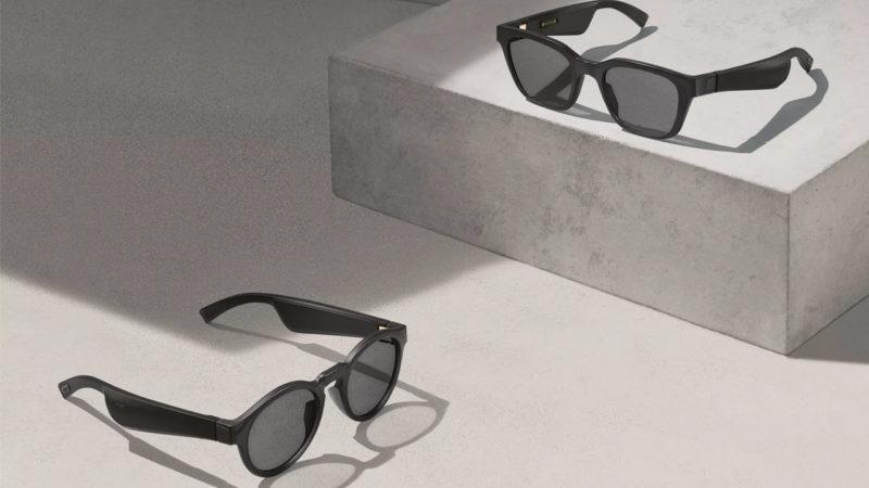 Bose audio okulary Frame