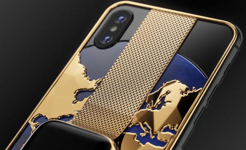 Rosyjska firma połączyła iPhone XS i Apple Watch 1