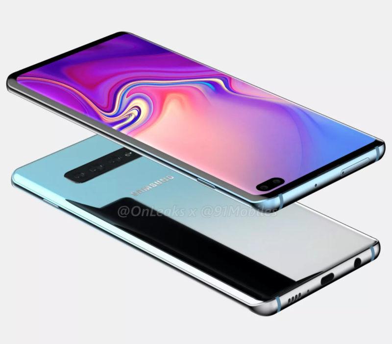 Wygląd Samsung Galaxy S10+ nie zadowoli wszystkich 2