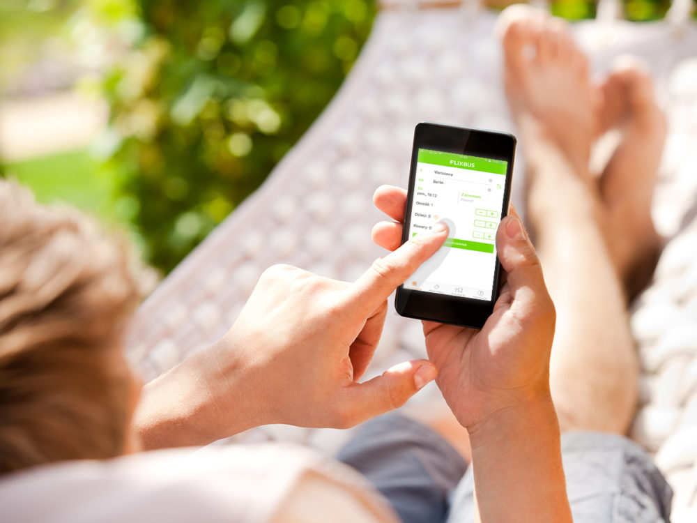 FlixBus wprowadza płatności Apple Pay