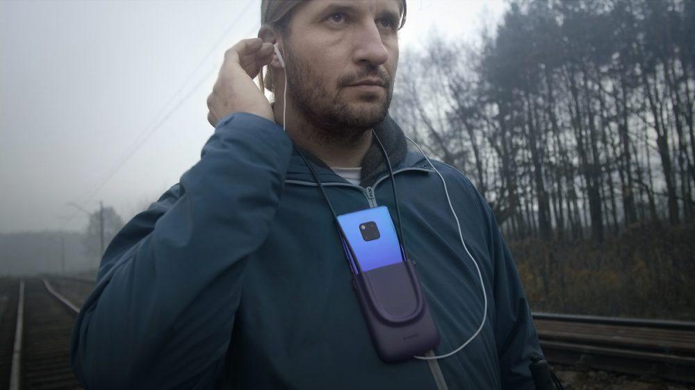 """Aplikacja Huawei Facing Emotions pomaga osobom niewidomym """"zobaczyć"""" emocje"""