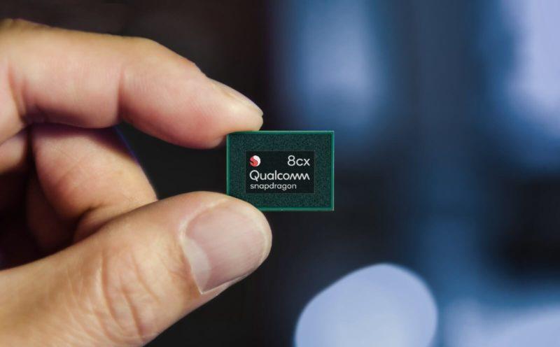 Qualcomm Snapdragon 8cx – potężny ARM-procesor do laptopów