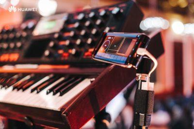 Jak brzmi zorza polarna? Huawei prezentuje niezwykły koncert współtworzony przez AI 2