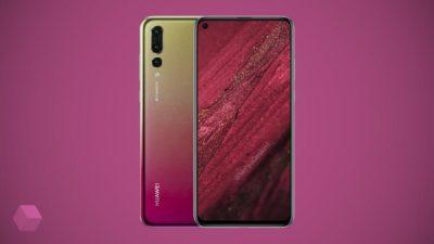 Huawei zaprezentuje pierwszy smartfon z dziurą w ekranie 17 grudnia