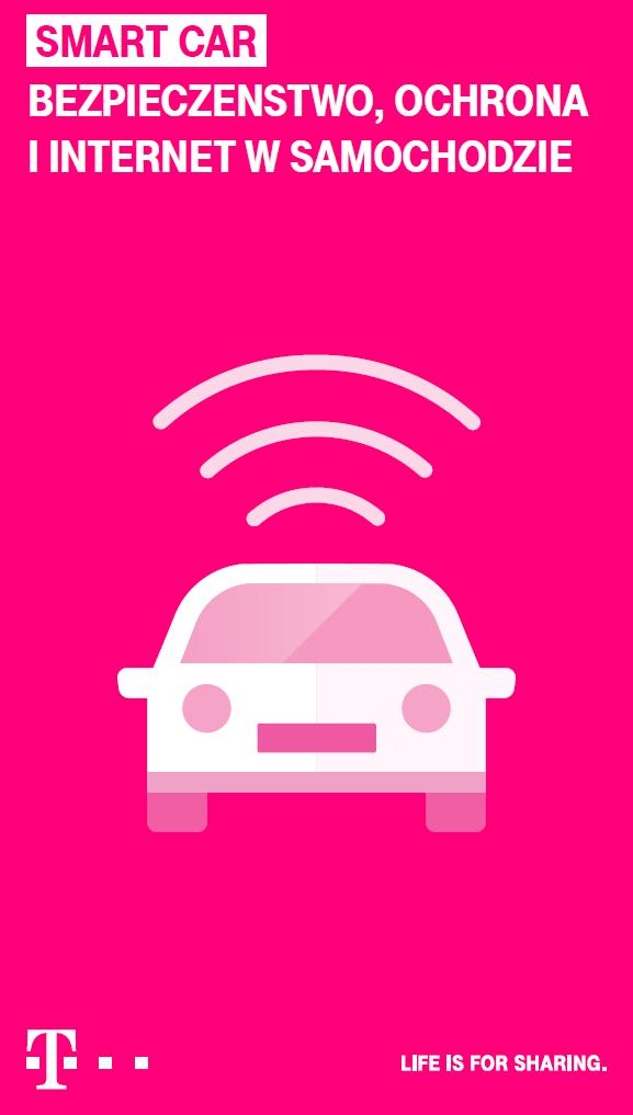 Nowa usługa Smart Car od T‑Mobile - Inteligentny samochód dla każdego 2