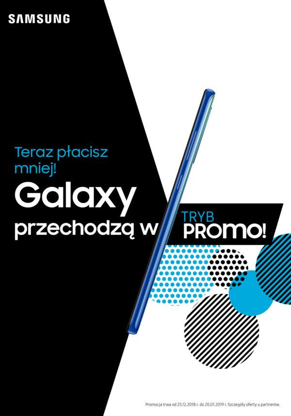 Wybrane modele Samsung Galaxy przechodzą w tryb promo i kosztują zdecydowanie mniej 1