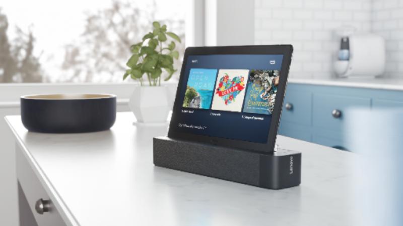 10 najciekawszych zastosowań nowych tabletów Lenovo Smart Tab zusługą Amazon Alexa 10
