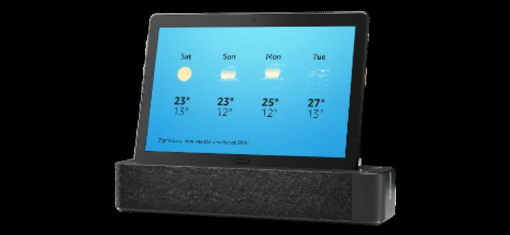 10 najciekawszych zastosowań nowych tabletów Lenovo Smart Tab zusługą Amazon Alexa 6
