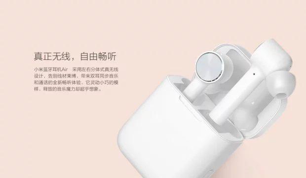 Bezprzewodowe słuchawki Xiaomi Mi AirDots Pro zostały wyprzedanew ciągu 4 minut 1