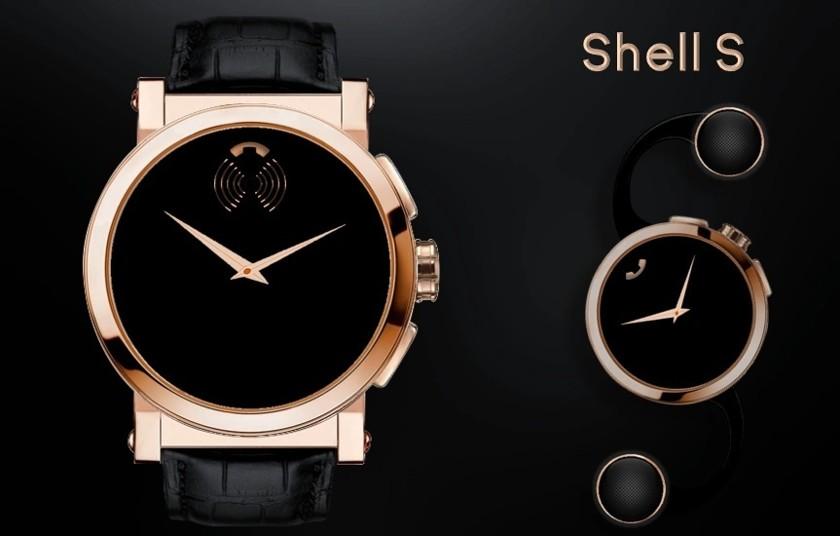Zegarek smartfon Shell