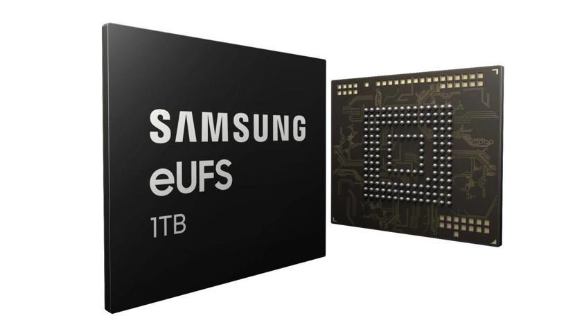 Samsung zaprezentowała smartfon z rekordową ilością pamięci