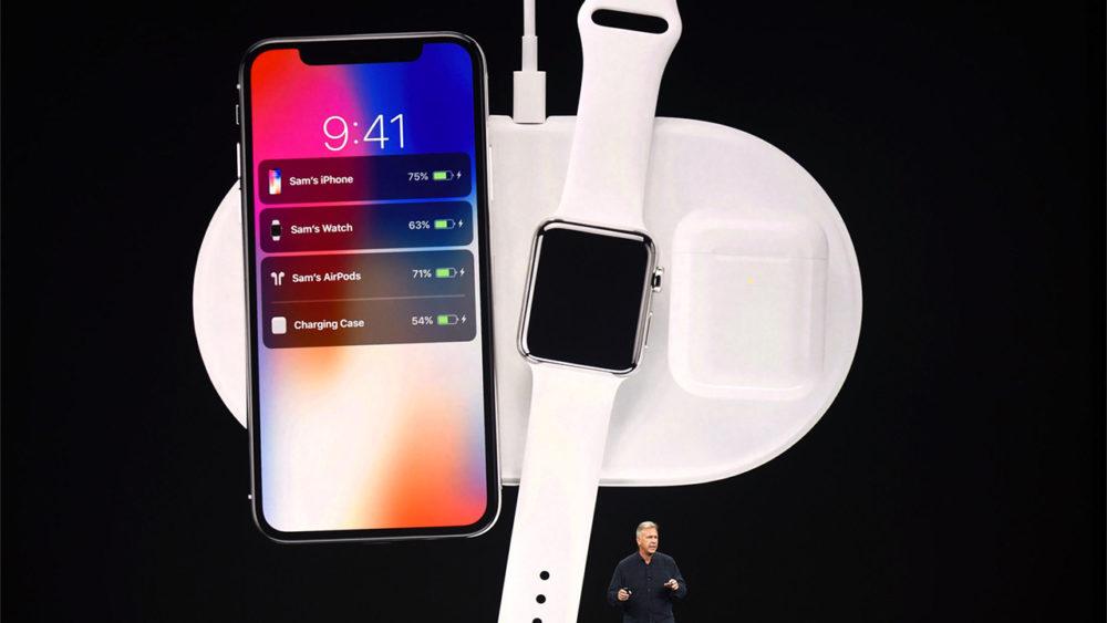 Apple rozpoczęła produkcję stacji ładującej AirPower