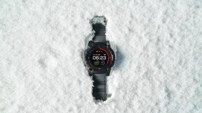Inteligentny zegarek PowerWatch 2 działa bez ładowania 3