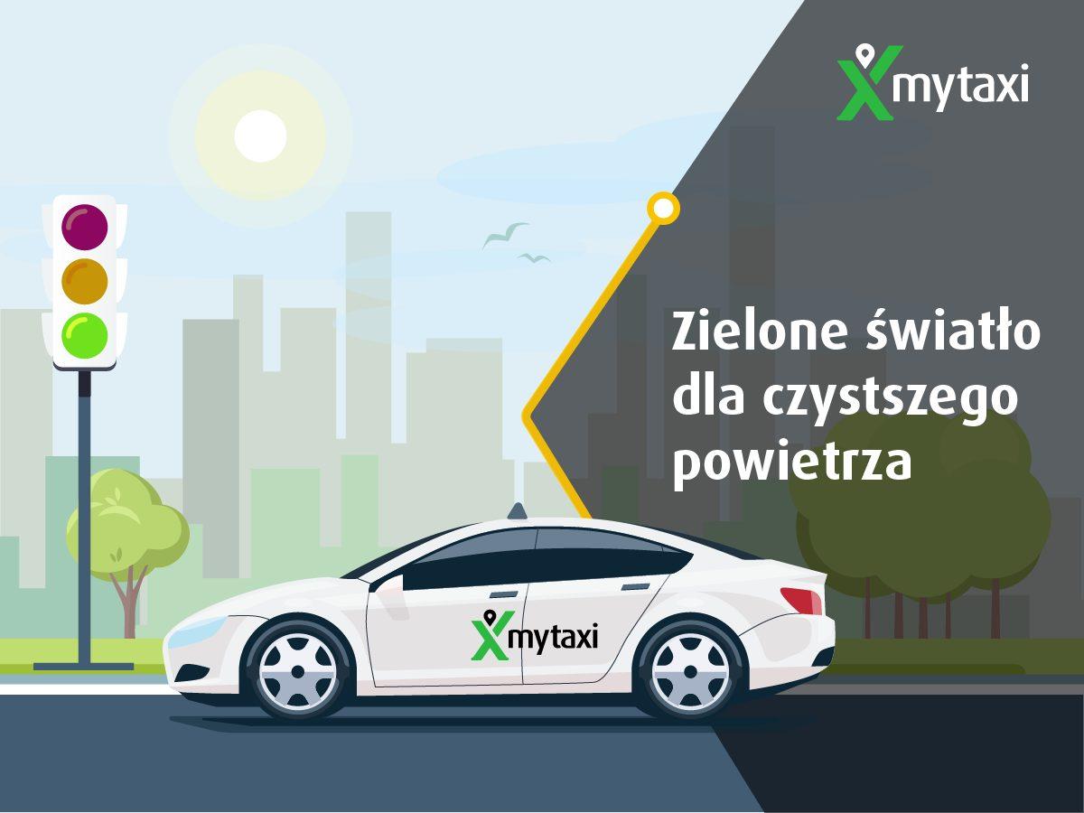"""Ekologiczna taksówka na żądanie – Klasa """"Eco"""" w mytaxi"""